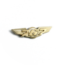 Wing Pin Boeing 767 gold