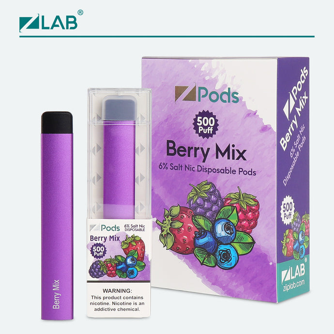 ZStick Disposable Pod Device | ZLab