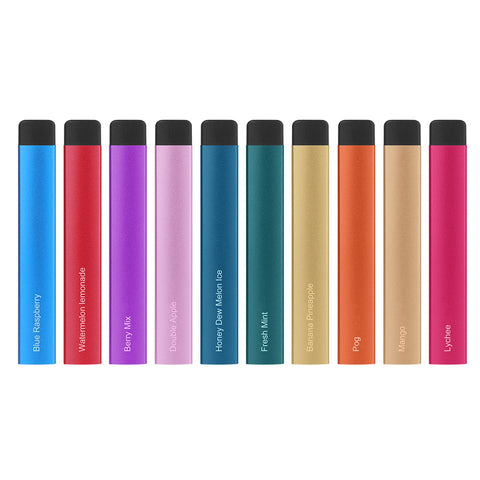 ZStick disposable Pod Device 6% Nicotine strength