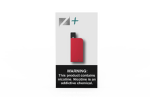 Load image into Gallery viewer, ZDevice+ for JUUL® Pods and JUUL® compatible Pod - ZiiP Lab Oceania