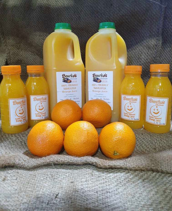 Freshly Squeezed Orange Juice (2L)