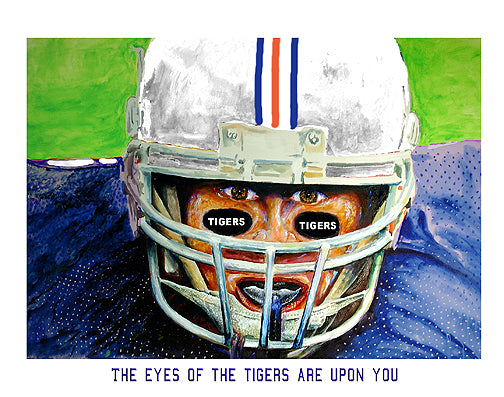 The Eyes of Auburn are Upon You!