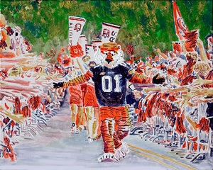 #1 - The Tiger Walk
