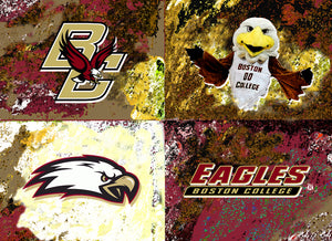 Boston College Logos