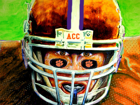 The Eyes of the Clemson are Upon You!