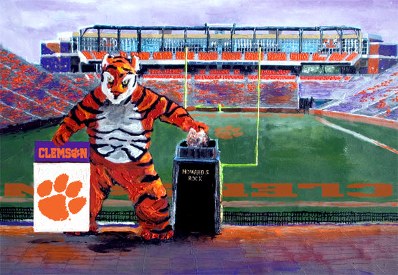 Howard's Rock - Clemson