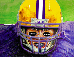 The Eyes of LSU are Upon You!