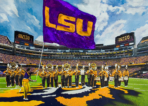 LSU at Death Valley