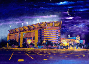 The LSU Stadium