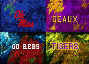 A House Divided - LSU / Ole Miss