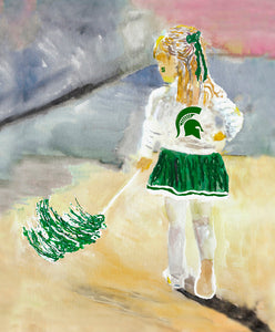 My Michigan State Girl