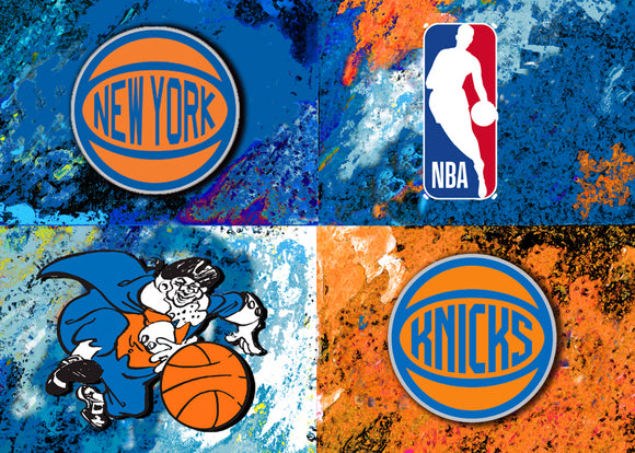 New York Knicks Logos