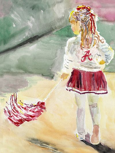 My Bama Girl