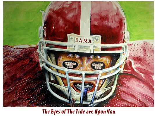The Eyes of Alabama are Upon You!