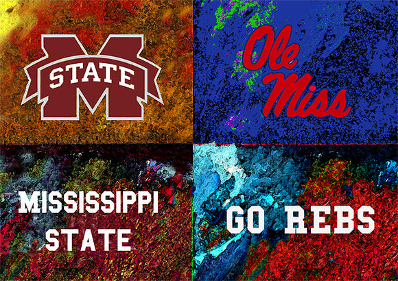 A House Divided - Ole Miss / Mississippi State