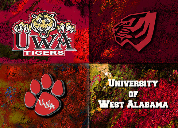 West Alabama Logos