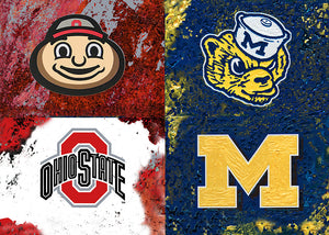 A House Divided - Ohio State / Michigan