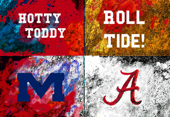A House Divided - Ole Miss / Alabama
