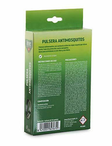 Relec Pulsera Antimosquitos Ajustable y Multitalla. - Kitadake for travellers