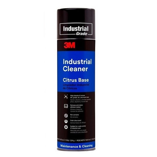 3M industrial cleaner spray, citrusgeur - Nonhebel