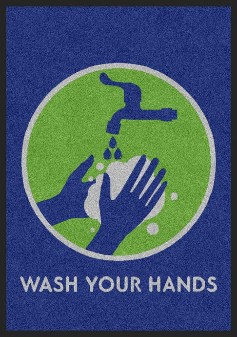 Wash your hand entreemat - Nonhebel