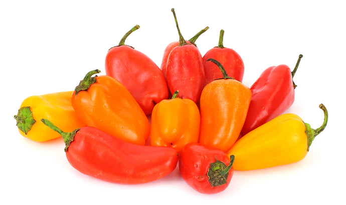 Snacky Peppers(Hydroponically Grown)
