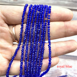 Crystal Rondele Beads
