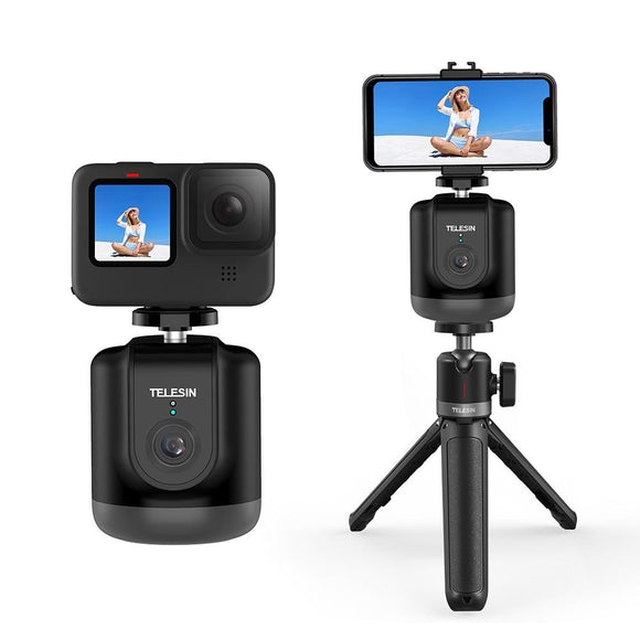 Telesin 360° Auto Face Tracking Gimbal