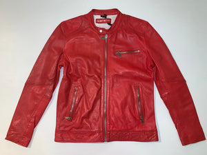 "Leather jacket LUCKY JIM - ""Freaky Nation"""