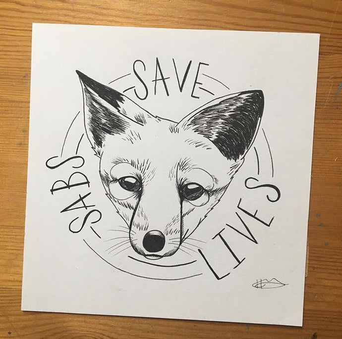 Supporting Sabs, Saving Foxes