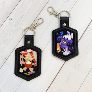 Keyrings - Villains