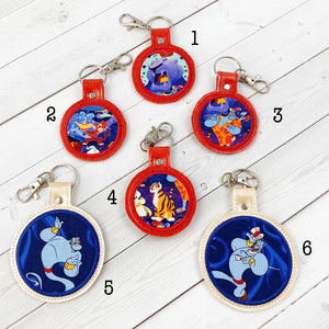Keyrings - Arabian Fairytale