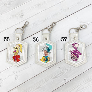 Keyrings - Tea Party Hosts