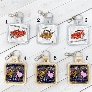 Keyrings - Cars