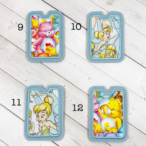 Gift Card Holders - Happy Bears and Famous Fairy