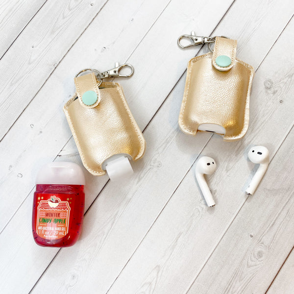 Antibac/Airpod Holders - Ginger Magic Kid