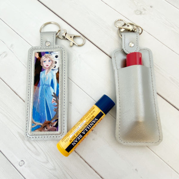 Lip Balm Holders - Animated Characters