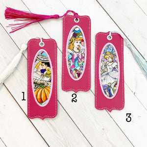 Bookmarks - Glass Shoe Princess