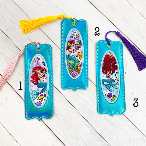 Bookmark - Swimming Princess