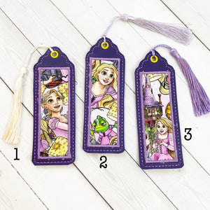 Bookmark - Long Haired Princess