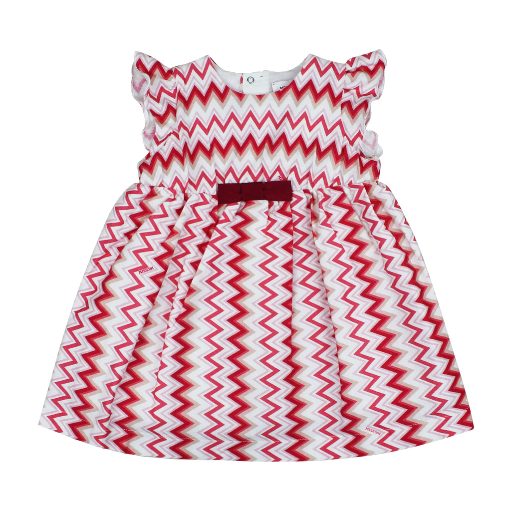 Newborn Dress In cotton jersey