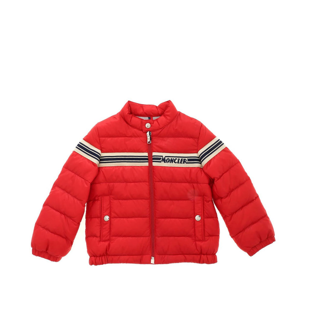 Baby Jacket Haraiki Quilted Red