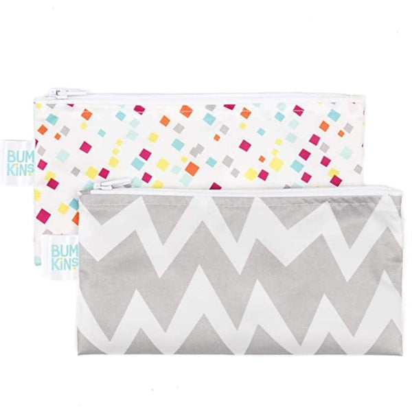 2pc Reusable Snack Bags - Reusable Bags and Containers