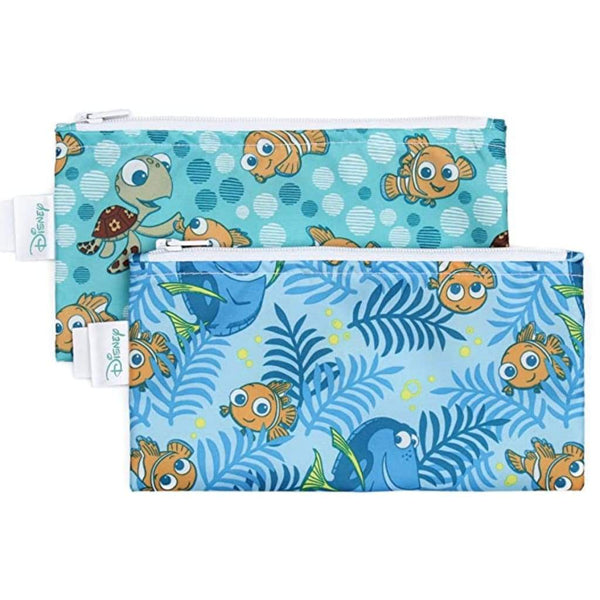 2pc Reusable Snack Bags - Finding Nemo - Reusable Bags and Containers