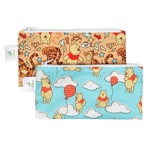 2pc Reusable Snack Bags - Winnie the Pooh - Reusable Bags and Containers