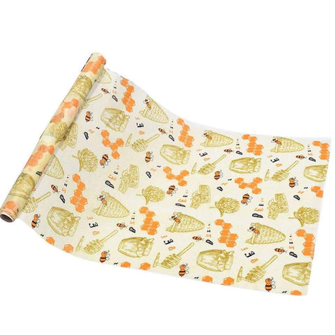 Beeswax Food Wrap Roll - Beeswax Food Wraps