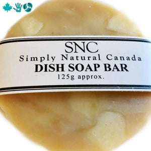 SNC Dish Soap Bar - Household Cleaning