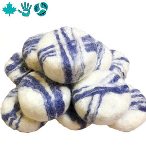 SNC Felted Lavender Chamomile Soap - Shampoo and Body Bar