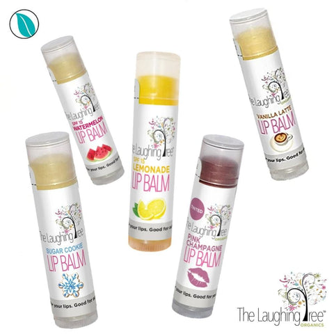 Organic Lip Balm - Makeup and Skin Care