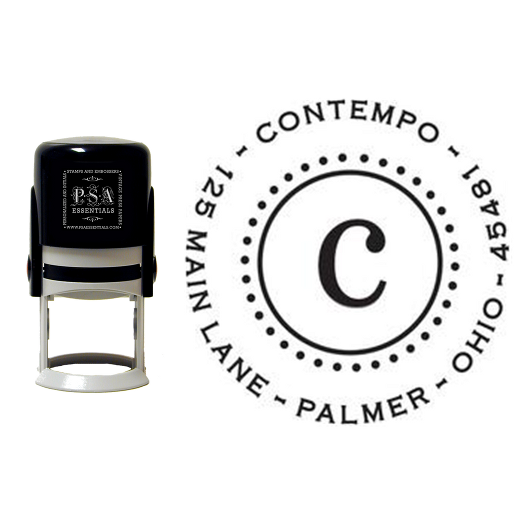 Contempo - Self-Inking Stamper